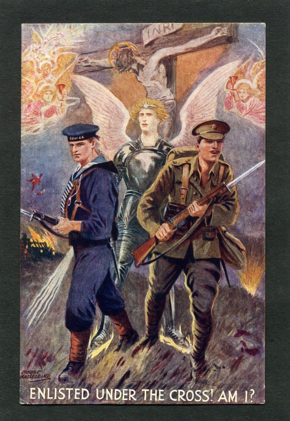 14 18 image soldats anglais propagande