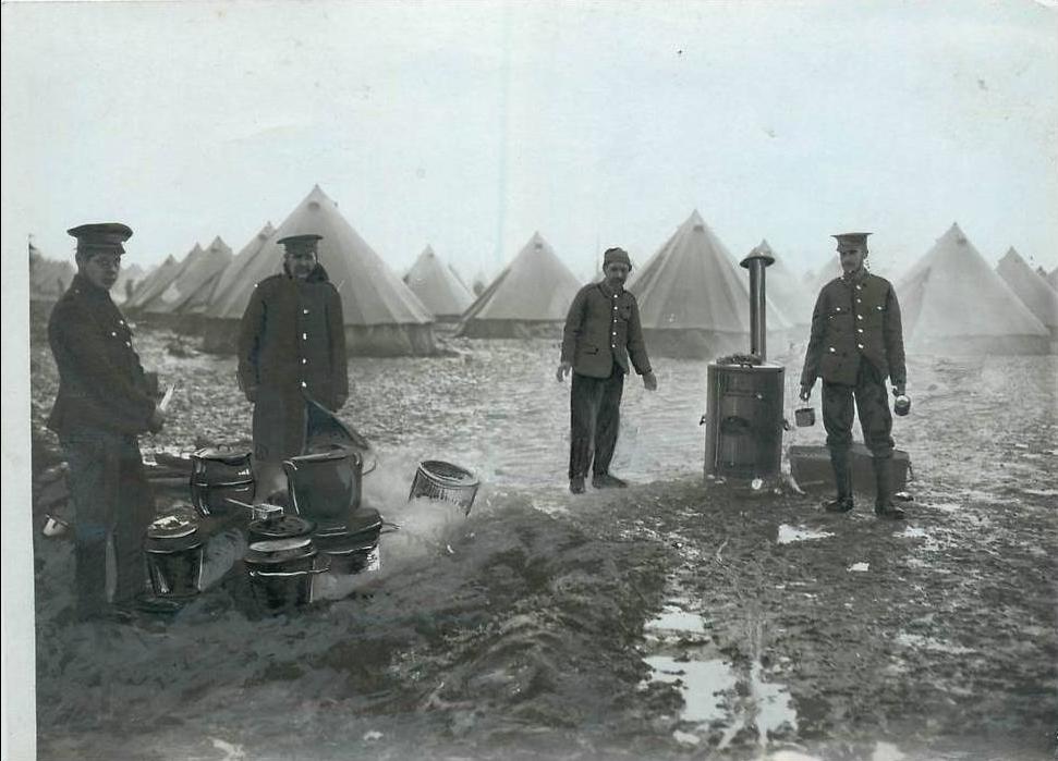 14 18 les renforts anglais arrivent dans le nord pas de calais