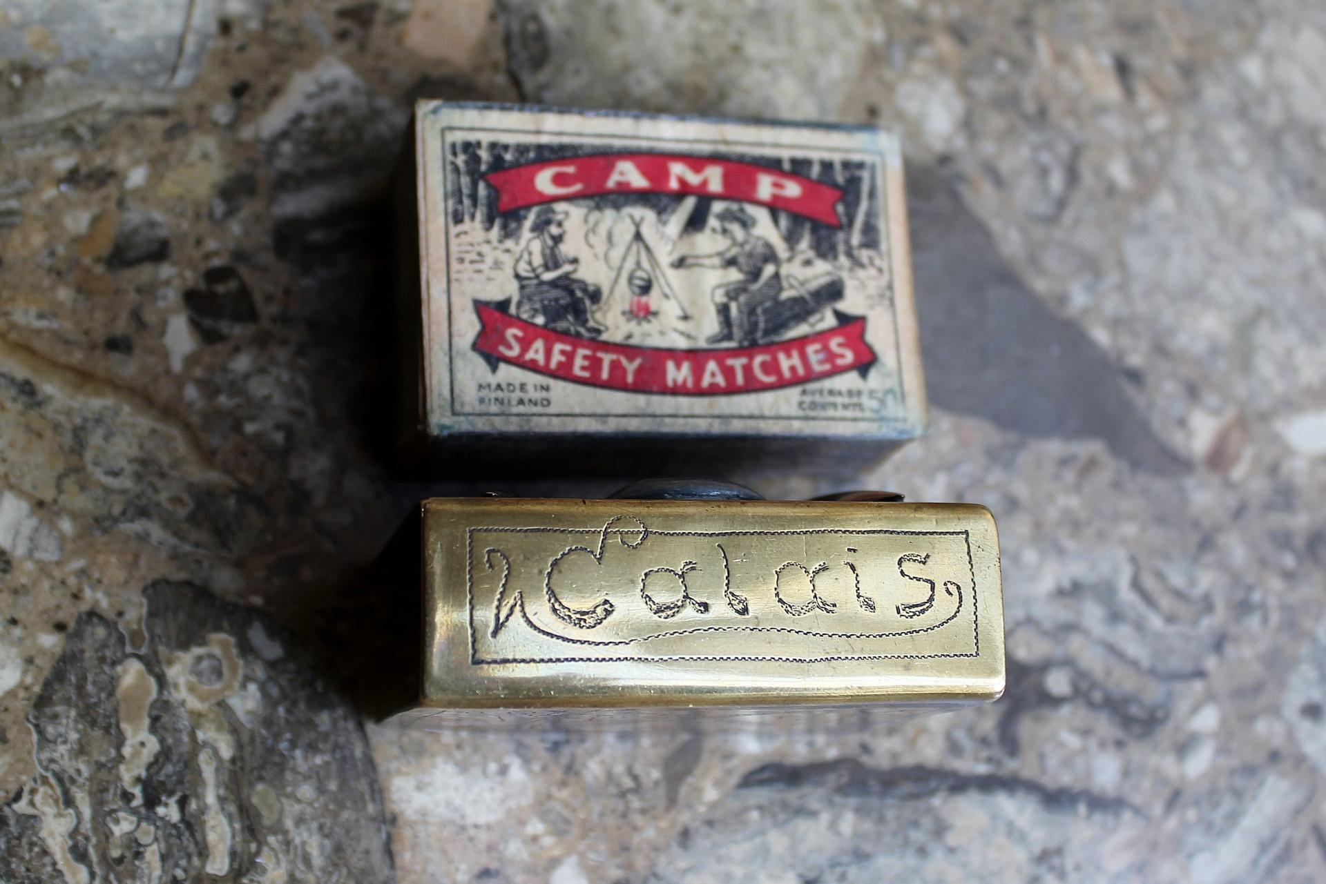 Calais 14 18 artisanat de poilu anglais