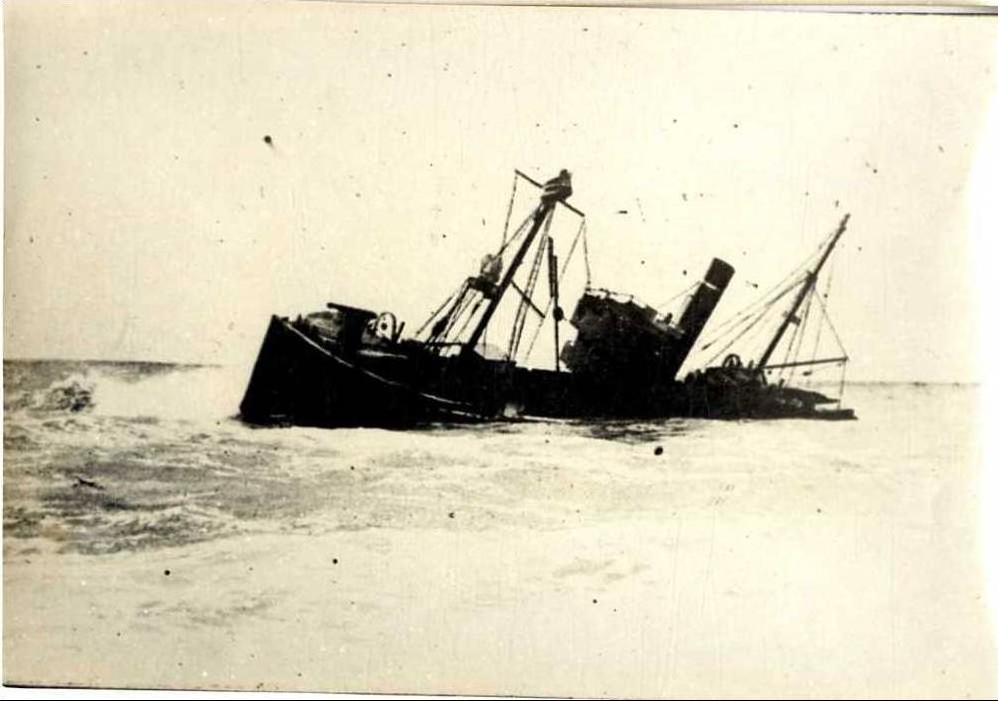 Calais 14 18 bateau torpille pres de calais