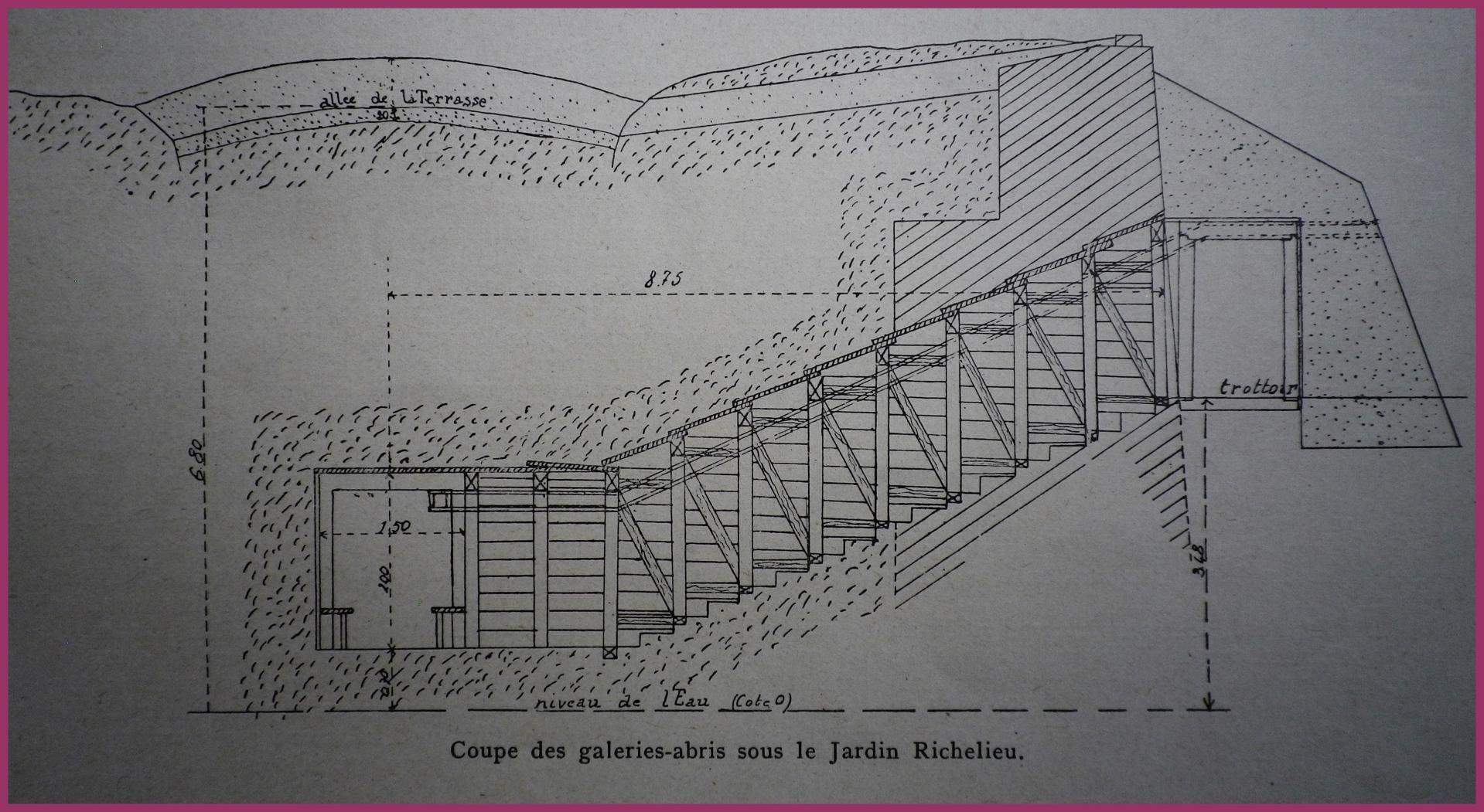 Calais 14 18 galerie abri encadre