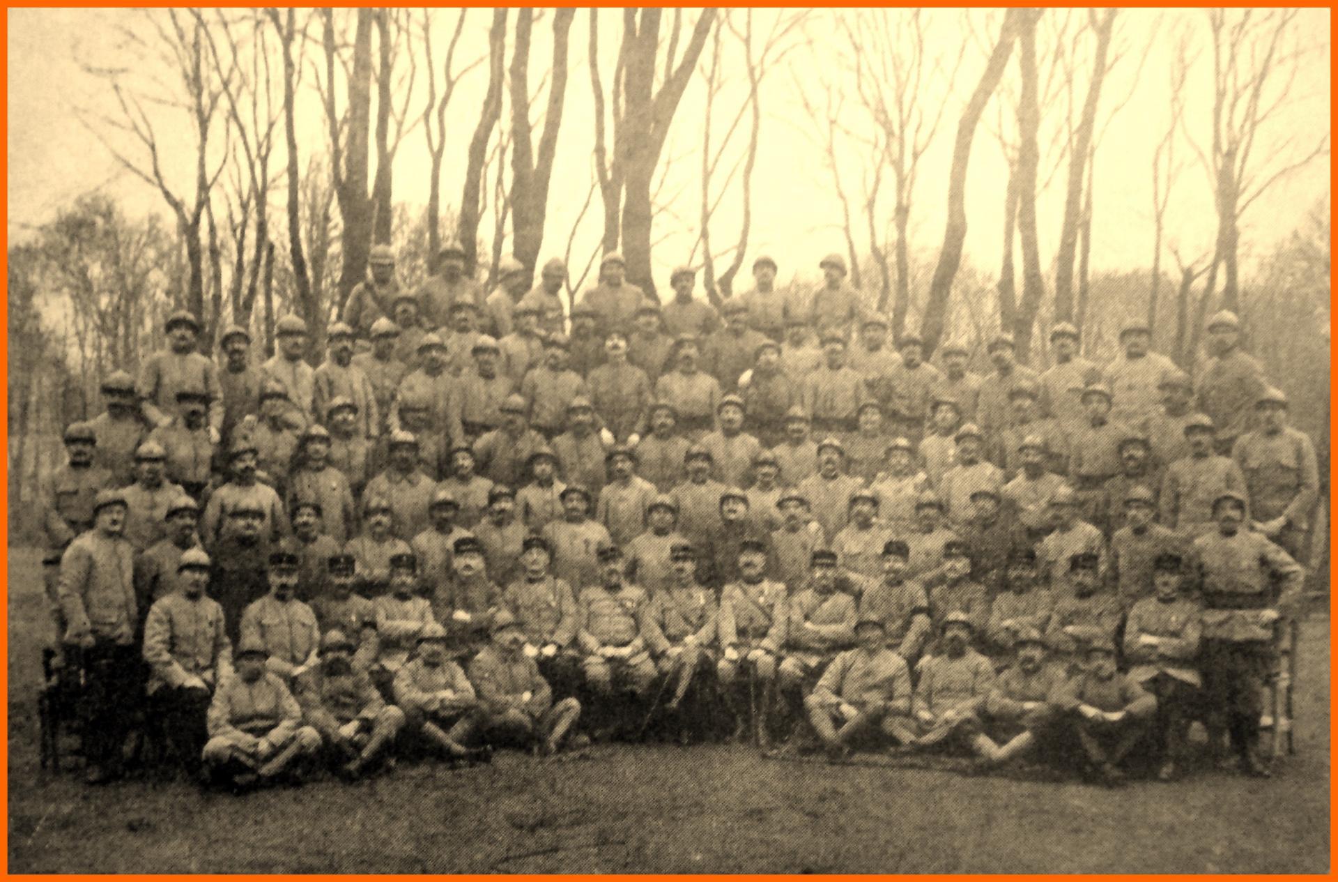 Calais 14 18 la compagnie des sapeurs pompiers de calais pendant la guerre 14 encadre