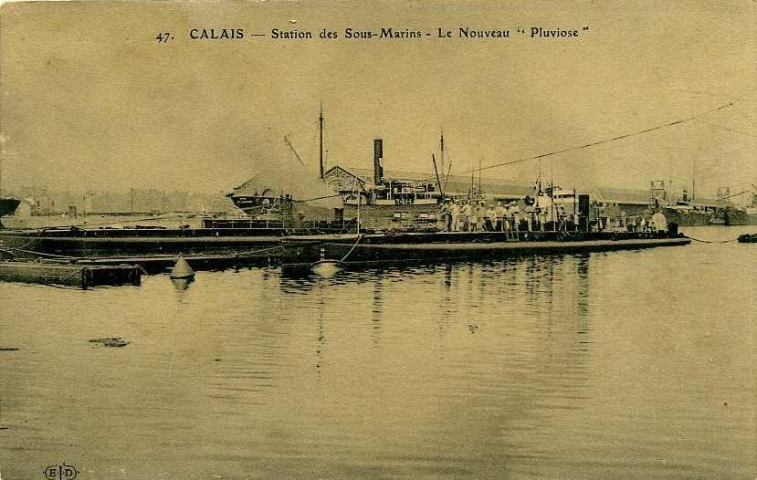 Calais 14 18 le nouveau pluviose