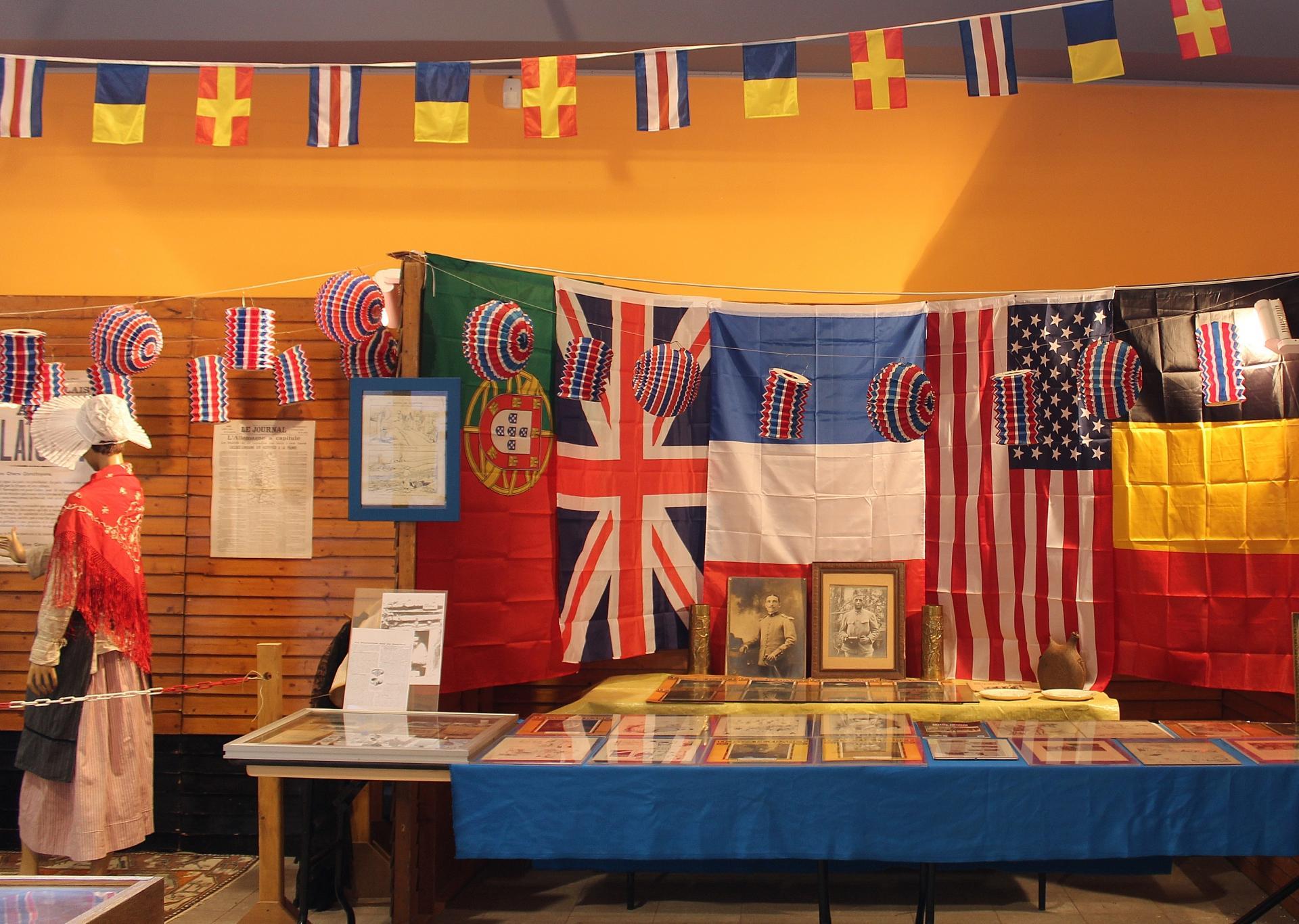 Calais 14 18 le stand de calais histoire et traditions