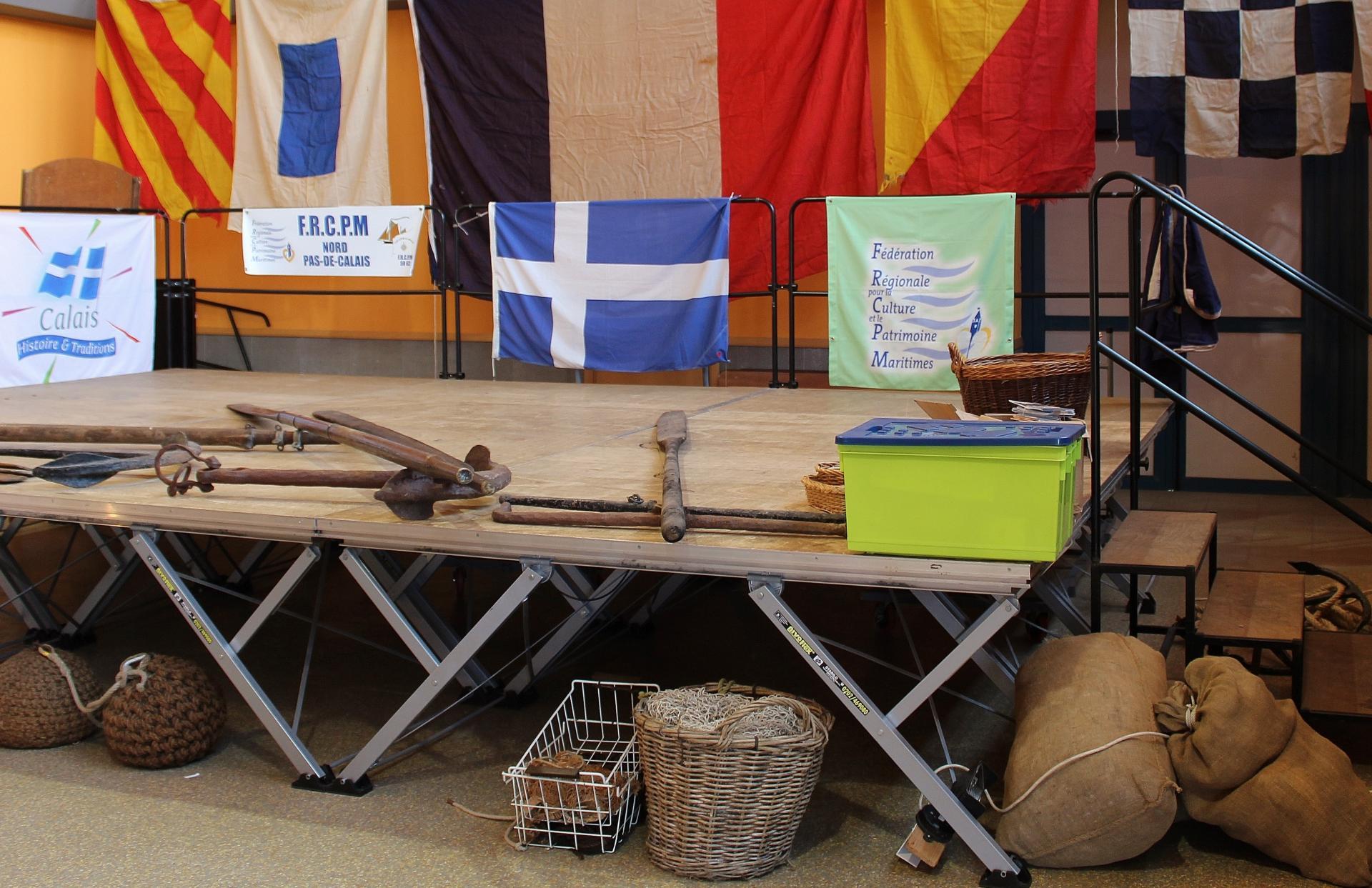 Calais 14 18 les partenaires