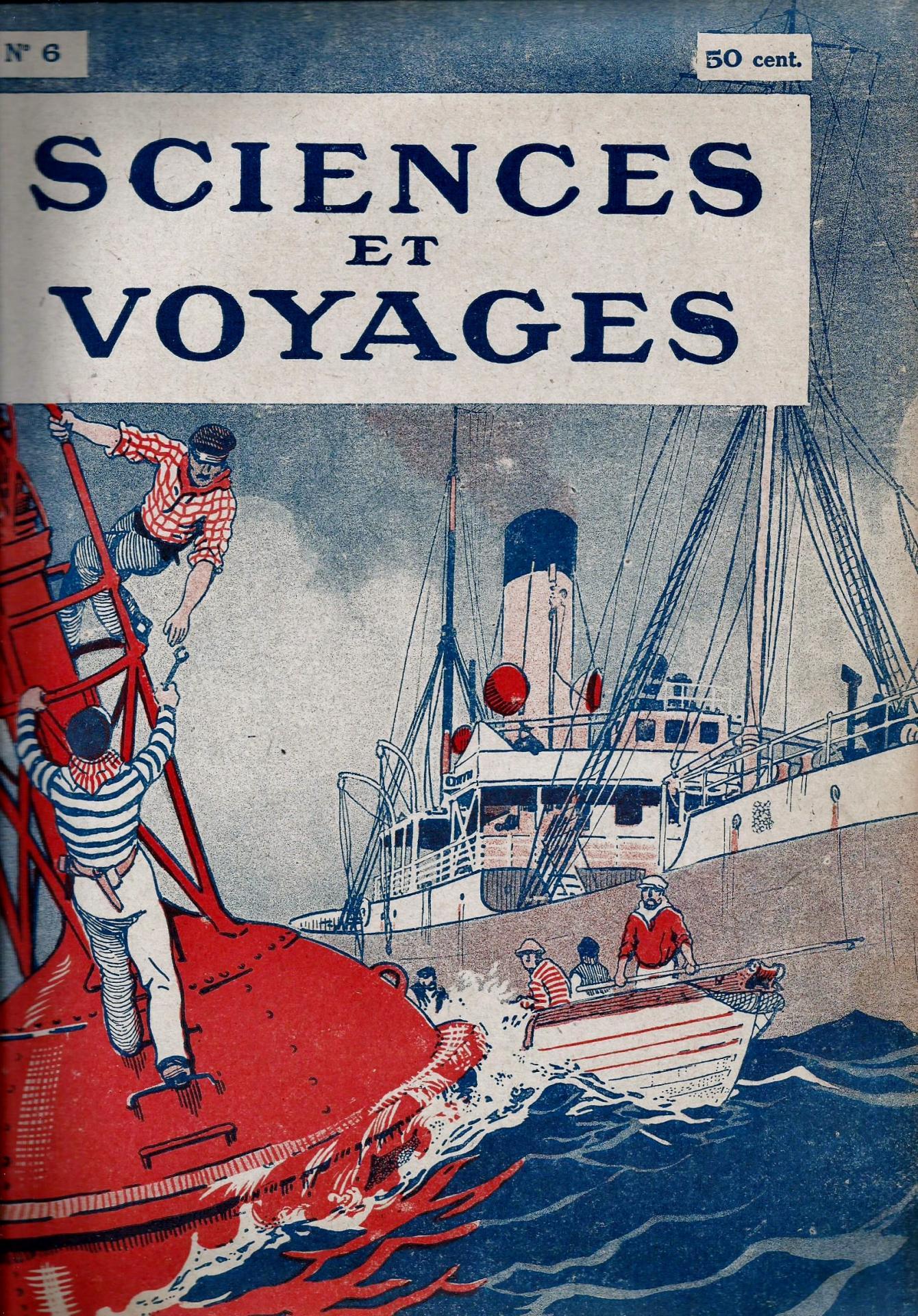 Calais 14 18 sciences et voyages