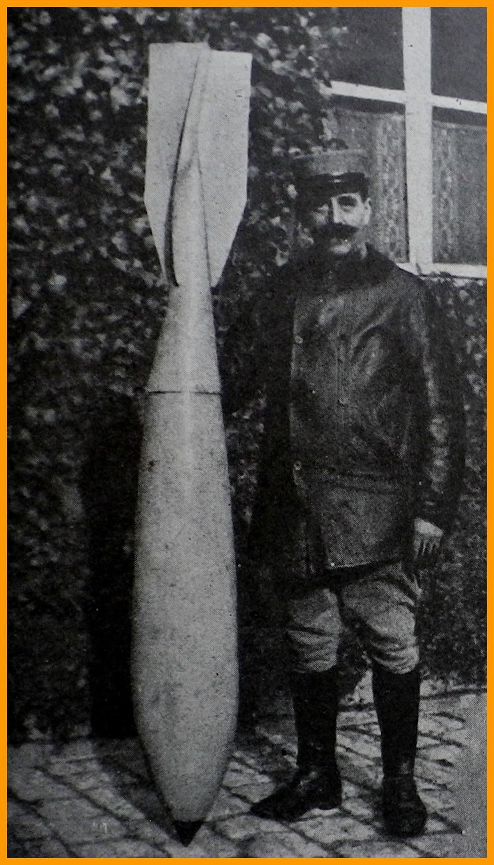 Calais 14 18 torpille allemande lancee sur calais en 1918 retrouvee non eclatee encadre 1
