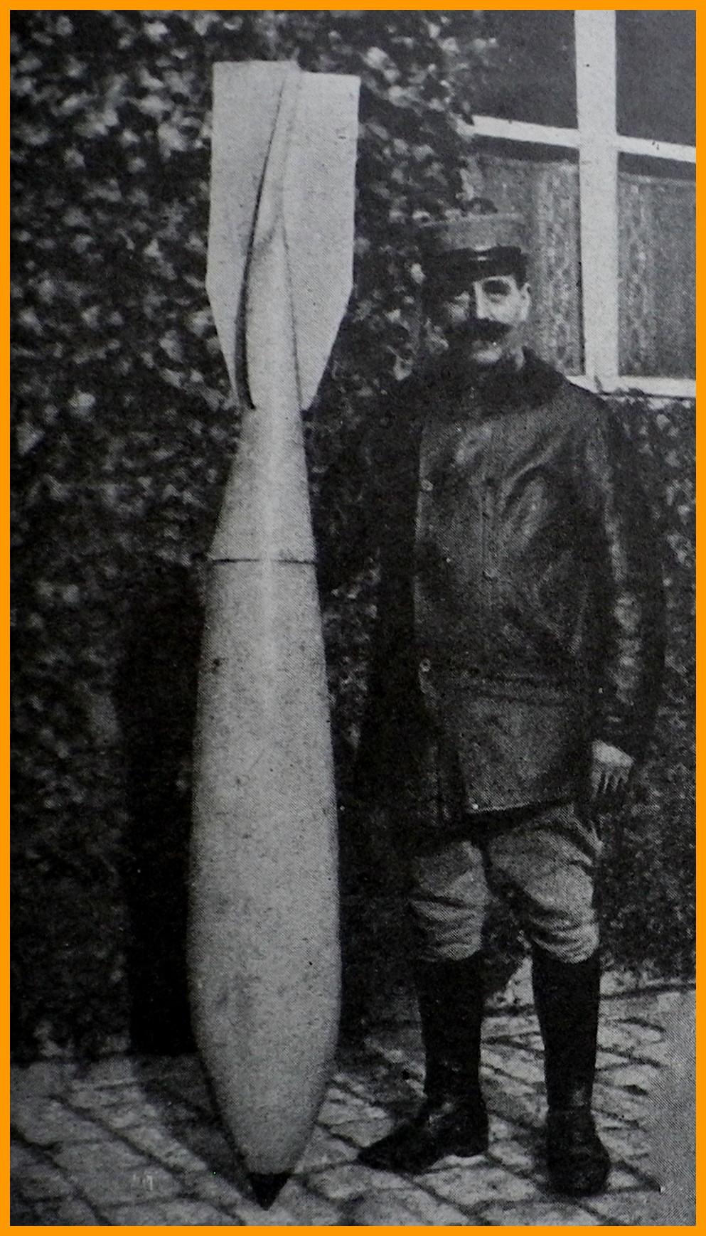 Calais 14 18 torpille allemande lancee sur calais en 1918 retrouvee non eclatee encadre