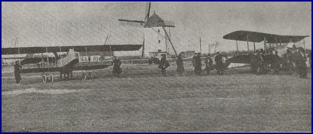calais escadrilles belges cantonnée moulin clipetEncadre