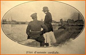 Calais pendant la guerre 14 18